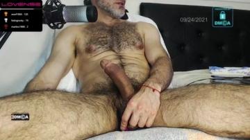 El_Barba Chaturbate 24-09-2021 Male XXX